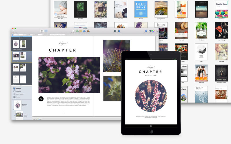 GN Books for iBooks Author - Templates Bundle for Mac