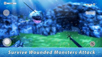 Underwater Harpoon Hunting Full screenshot 4