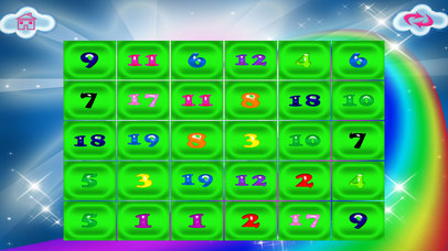 Numbers Memory Flash Cards Game screenshot 4