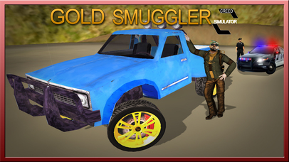 Gold Smuggler And Real Transporter Game screenshot 1