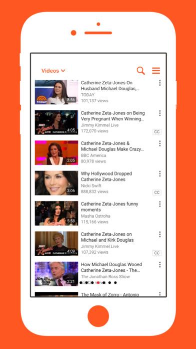 The IAm Catherine Zeta-Jones App screenshot 3