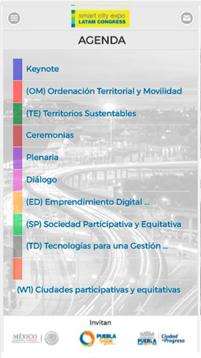 Smart City Expo LATAM Congress screenshot 2
