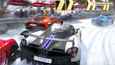 Concept Car S Racing screenshot 2
