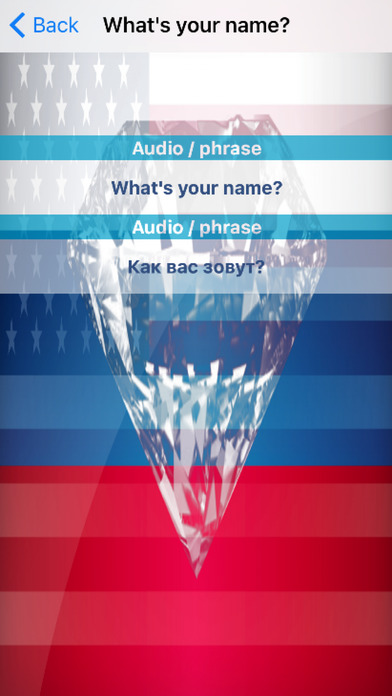 Russian Phrases screenshot 3
