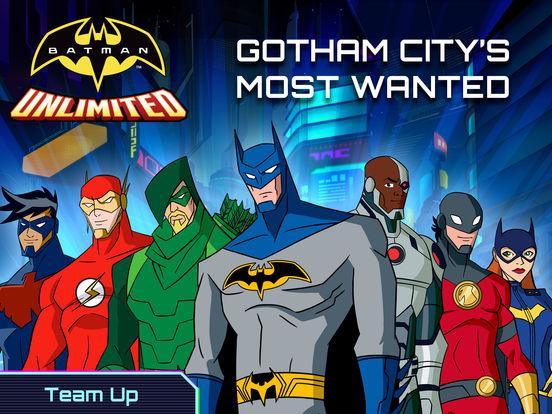 Batman Unlimited: Gotham City's Most Wanted Screenshots