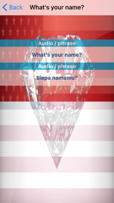 Indonesian Phrases screenshot 3