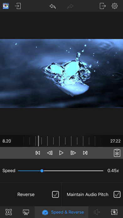 LumaFX - Infinite video effects Screenshots
