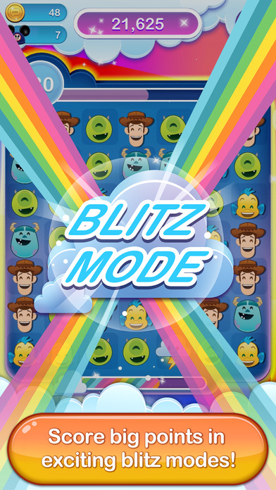 Screenshot #10 for Disney Emoji Blitz - Classics