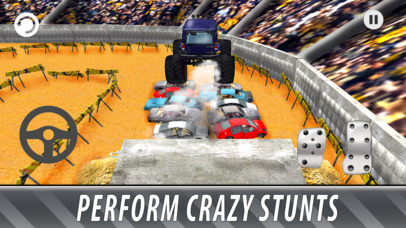 Monster Truck Stunt Arena screenshot 2
