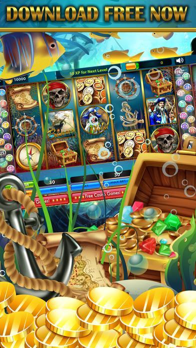 Screenshot 3 Atlantic slots quest: Win big