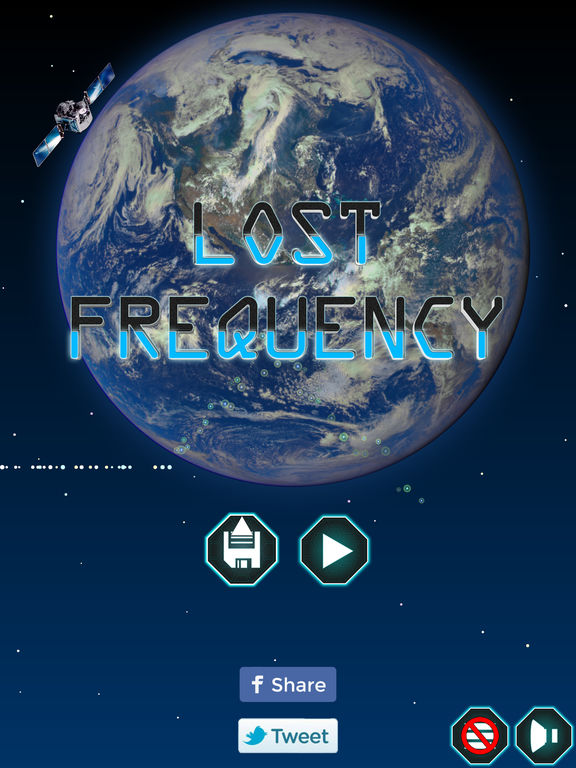 Lost Frequency Screenshots