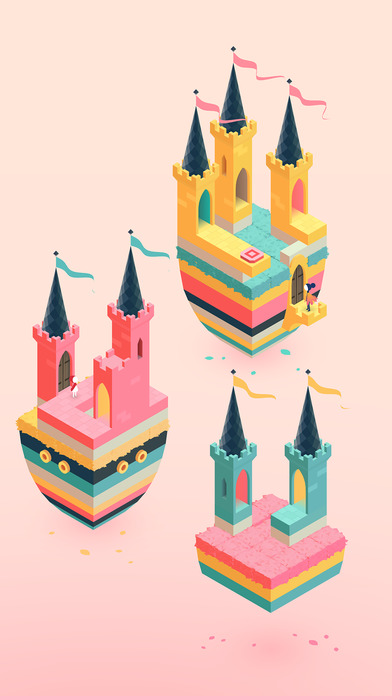 Monument Valley 2 screenshot 1