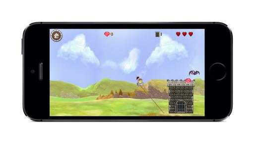 Sir Lance-and-Hop Screenshots