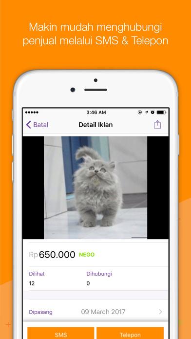 Jepretan Layar iPhone 5