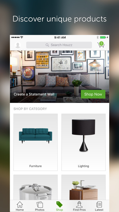iphone screenshot 4 - Houzz Interior Design Ideas