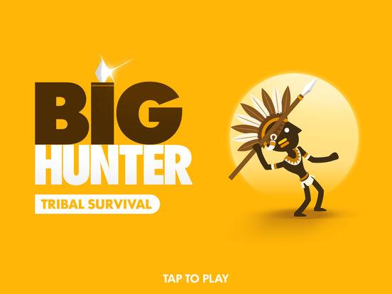 Big Hunter на iPad