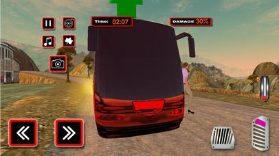 Real Traffic Bus : City Traffic Drive Simulation screenshot 3