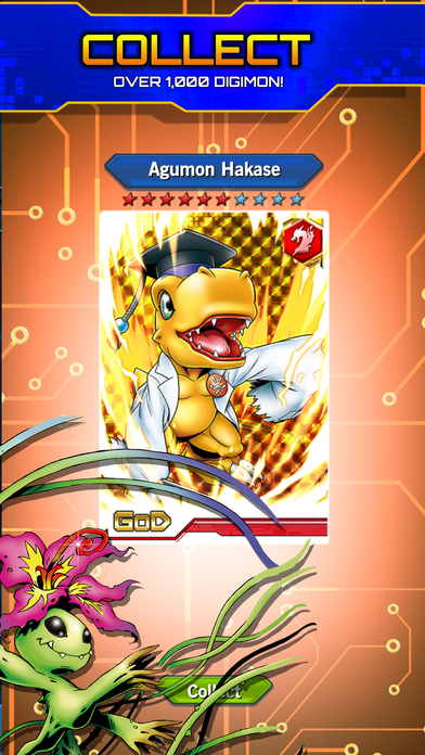 Digimon Heroes! screenshot 2