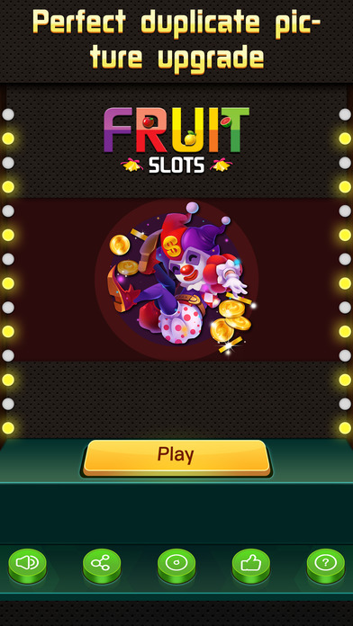 Screenshot 3 Fruit Slots: classic puzzle games