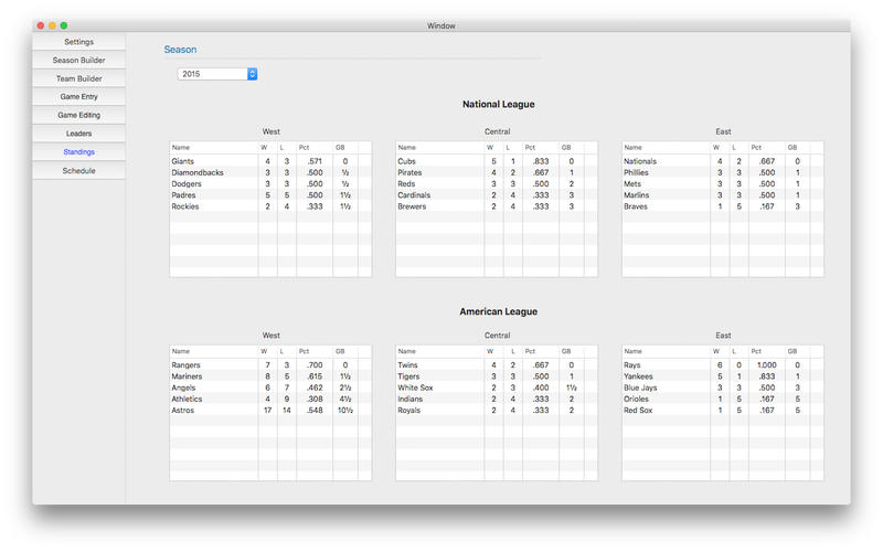 StatKeeper for Mac