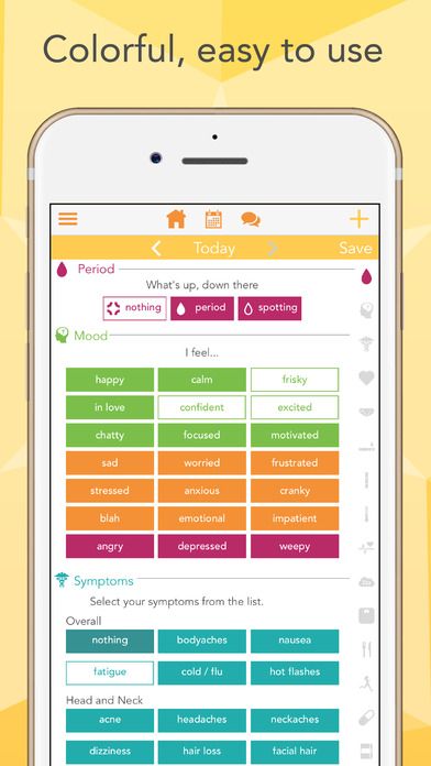 Ovia Fertility Tracker Amp Ovulation Calculator App App