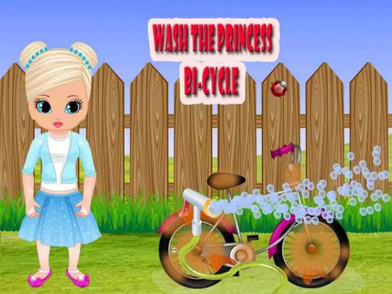Kids Princes Bicycle Ride screenshot 10