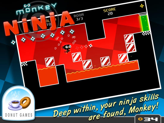 Monkey Ninja Screenshots