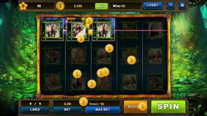 Screenshot 5 Tiger Secret Chest: Royal' Animals 7s Slot Machine