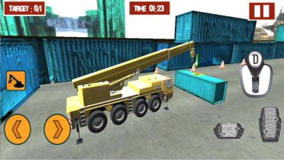 Heavy construction crane 2017 screenshot 1