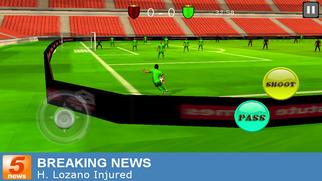 Футбольная игра Challenge 2017 Скриншоты3