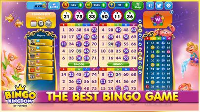 Screenshot 1 Bingo Kingdom™