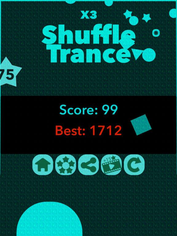 Shuffle Trance screenshot 9
