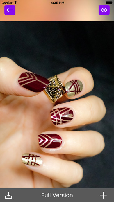 Nail Art Manicure Booth Beauty Salon Nail Designs App