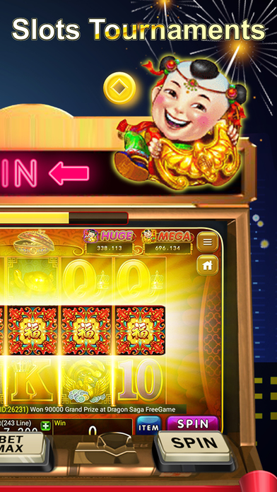 Screenshot 5 DeMacao Slots