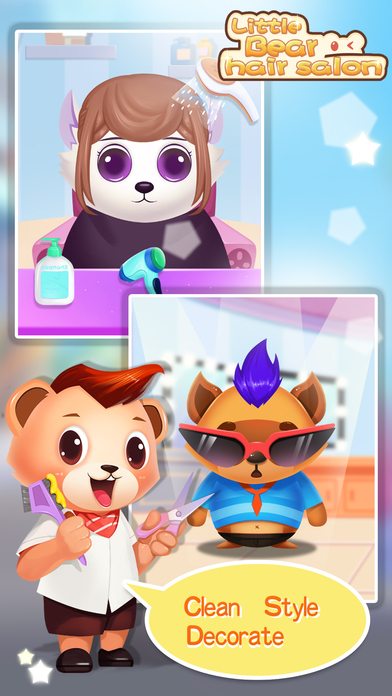 Little Bear Hair Salon screenshot 2