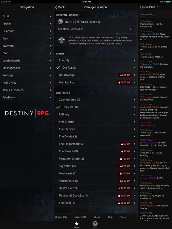 RPG for Destiny screenshot 6