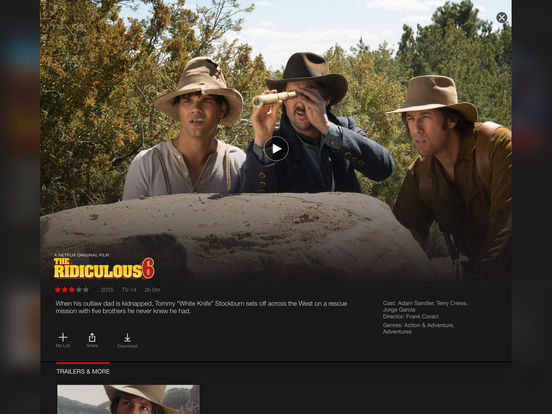 Screenshot #2 for Netflix