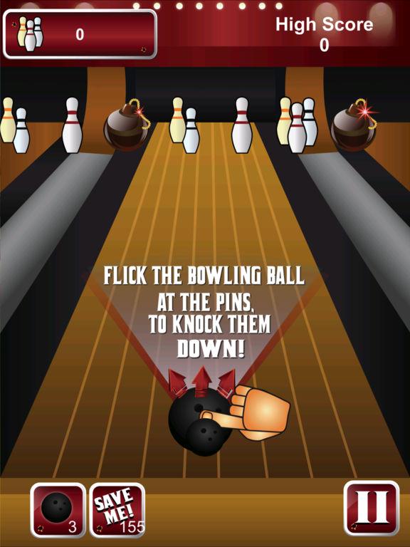 Kingpin Bowling Strikes Back Pro! screenshot 7