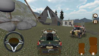 Army Drive Transport Cargo screenshot 5