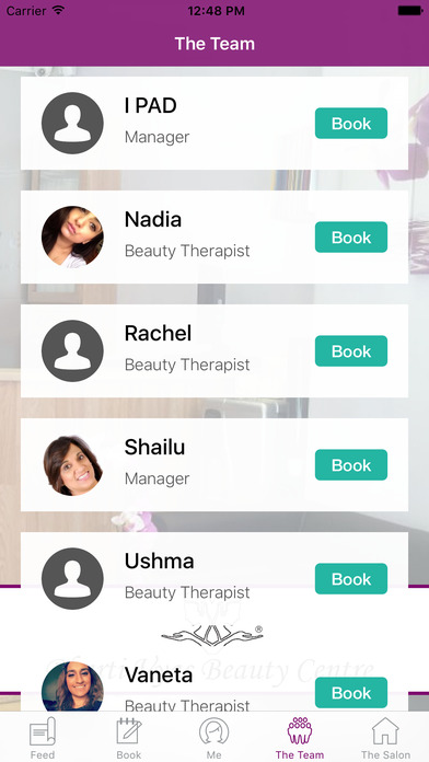 Bharti Vyas Beauty Centre screenshot