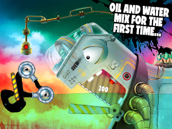 Feed Me Oil 2: Liquid Puzzle Adventure Screenshots
