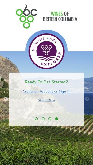 Wines of BC Trip Planner Скриншоты5