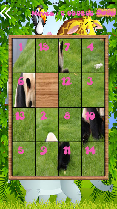 Animal Puzzle only Kids screenshot 3