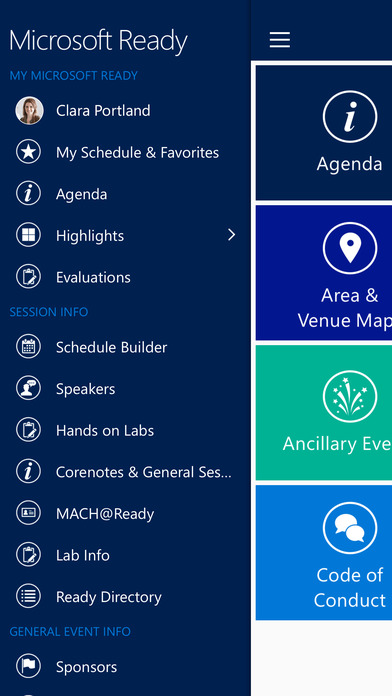 Microsoft ready on the app store Iplan app