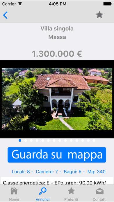 Casa Castelfranco screenshot 4