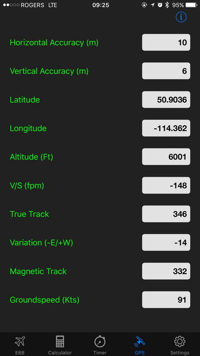 how to find true altitude on e6b