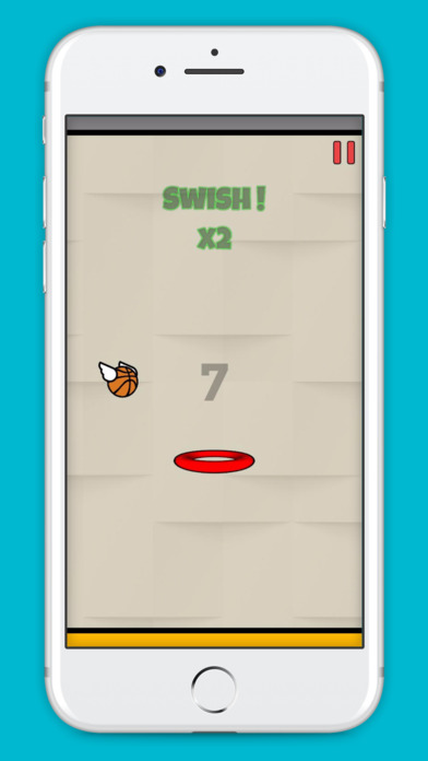 Flappy Dunk screenshot 3