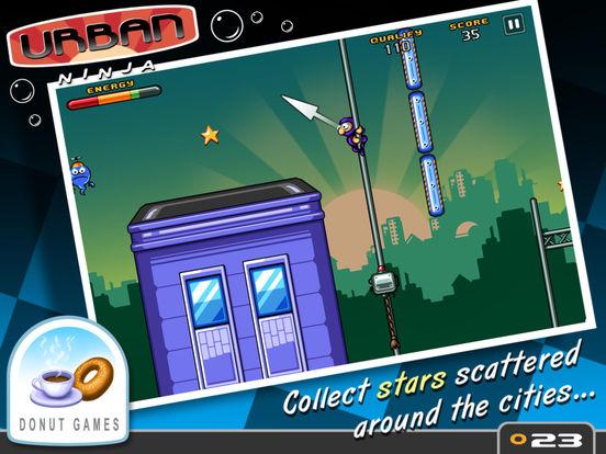 Urban Ninja Screenshots