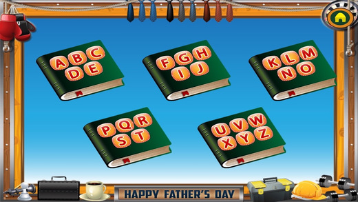 Alphabets Machine - Play and Learn Pro Screenshot