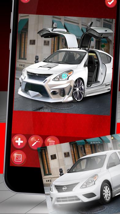 Fast Racing Car Customization Virtual Design App